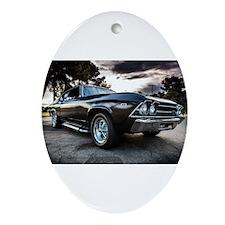 1969 Chevelle Ornament (Oval)