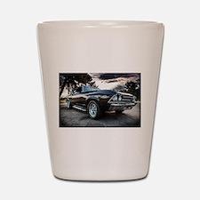1969 Chevelle Shot Glass