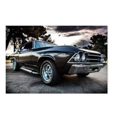 1969 Chevelle Postcards (Package of 8)