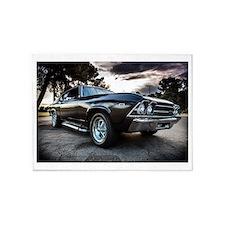 1969 Chevelle 5'x7'Area Rug