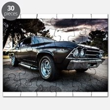 1969 Chevelle Puzzle