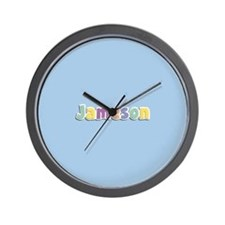 Jameson Spring14 Wall Clock