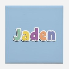 Jaden Spring14 Tile Coaster