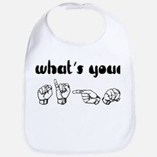 What's Your Sign Bib
