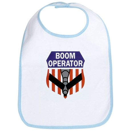 Boom Operator Bib