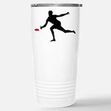 Discgolf player Travel Mug