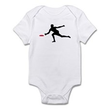 Discgolf player Infant Bodysuit