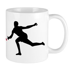 Discgolf player Mug