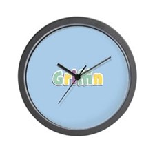 Griffin Spring14 Wall Clock