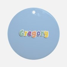 Gregory Spring14 Ornament (Round)