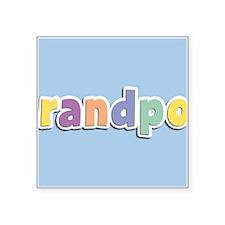 Grandpop Spring14 Sticker