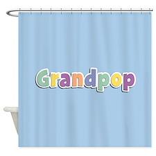 Grandpop Spring14 Shower Curtain
