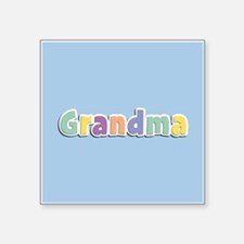 Grandma Spring14 Sticker