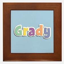 Grady Spring14 Framed Tile
