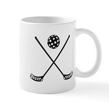Crossed floorball sticks Mug