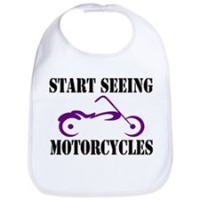 Cool Motorcycles Bib