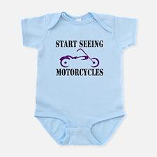 Unique Seeing Infant Bodysuit