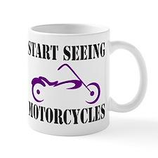 Cute Motorcycle sayings Mug