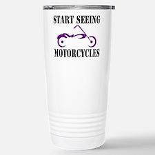 Cool Motorcycles Travel Mug