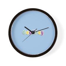 Geoffrey Spring14 Wall Clock