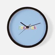 Fredrick Spring14 Wall Clock