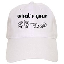 What's Your Sign Baseball Cap