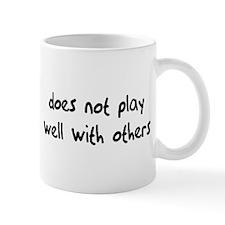 Does Not Play Mug