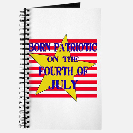 Born on 4th of July Journal