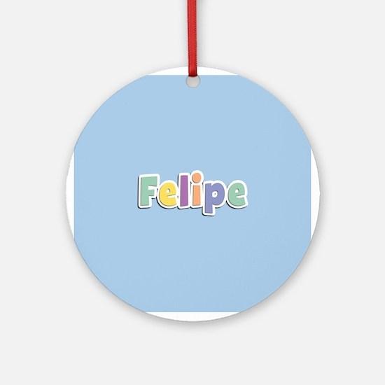 Felipe Spring14 Ornament (Round)
