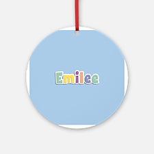 Emilee Spring14 Ornament (Round)