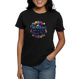 Walking Women's Dark T-Shirt