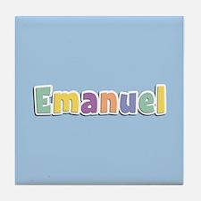 Emanuel Spring14 Tile Coaster