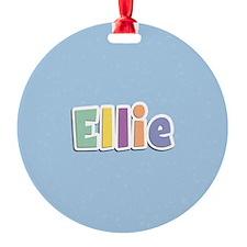 Ellie Spring14 Ornament