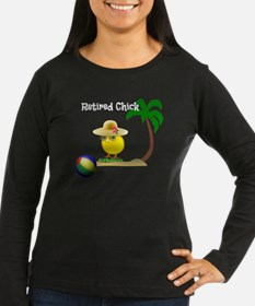 Retired Chick - W T-Shirt