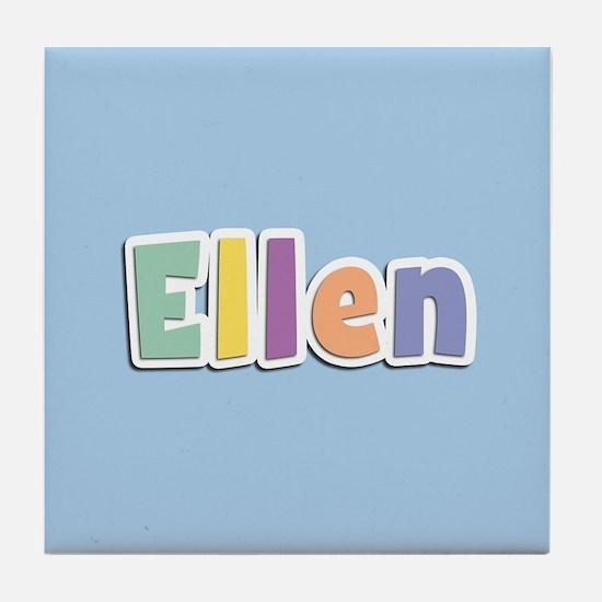 Ellen Spring14 Tile Coaster