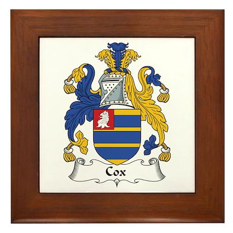 Cox Framed Tile