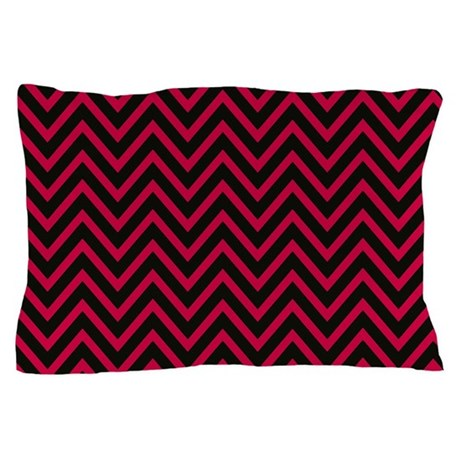 Modern Family Pillow Stripe : Wild Modern Chevron Stripes Pillow Case by chevroncitystripes