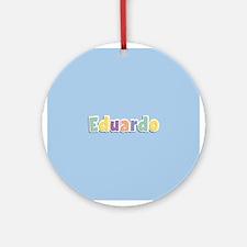 Eduardo Spring14 Ornament (Round)