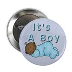 It's A Boy (African American) 2.25