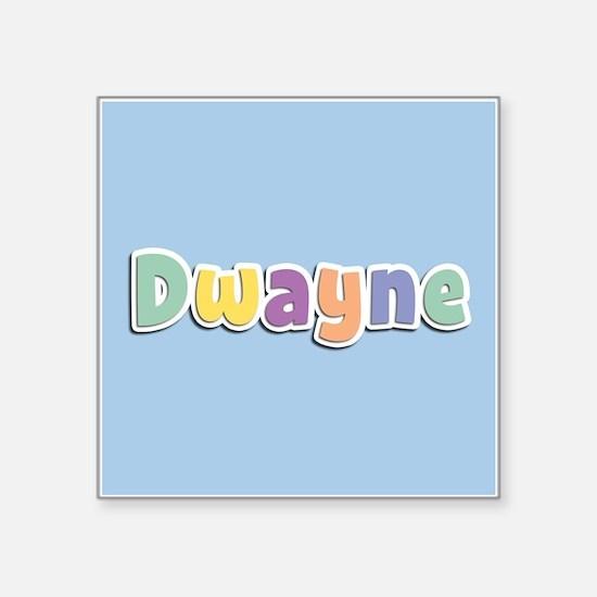 Dwayne Spring14 Sticker