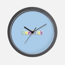 Dominick Spring14 Wall Clock