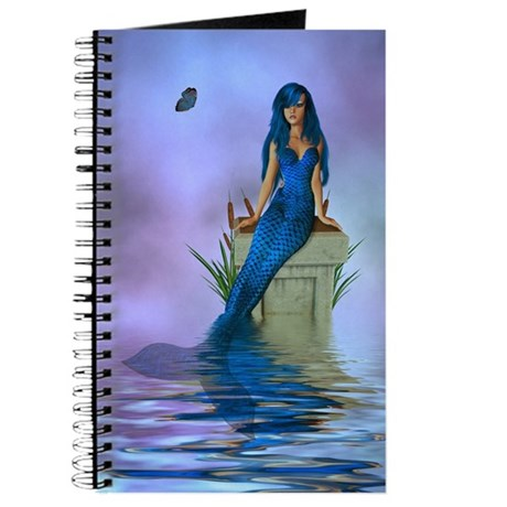 Blue Mermaid Journal