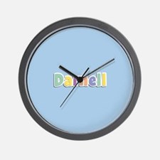 Darnell Spring14 Wall Clock