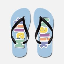 Malik Spring14 Flip Flops