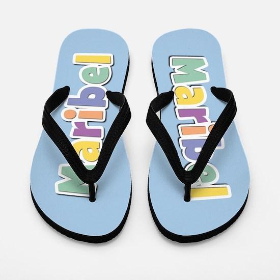 Maribel Spring14 Flip Flops