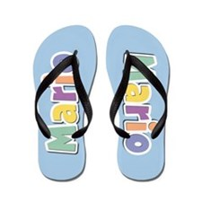Mario Spring14 Flip Flops