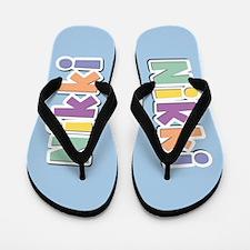 Nikki Spring14 Flip Flops