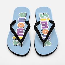 Simone Spring14 Flip Flops