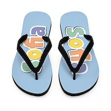Sofia Spring14 Flip Flops