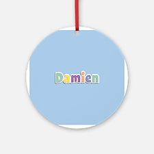 Damien Spring14 Ornament (Round)